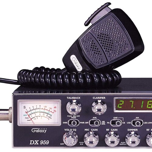Galaxy DX 959 Review (CB Radio)