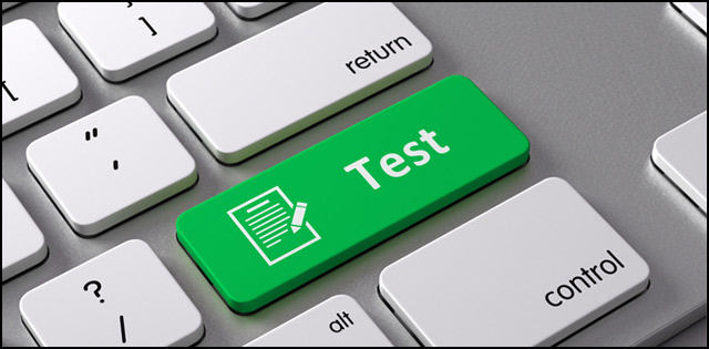 Can I take the Han radio license test online