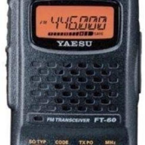 Yaesu FT-60R Review [ Dual Band Handheld Two-Way Radio]