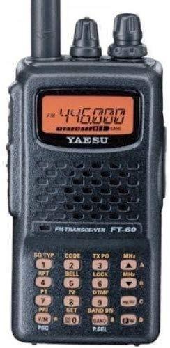 Yaesu FT-60R Dual Band Handheld