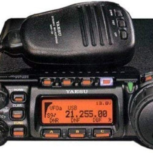 Yaesu FT-857D Review [Portable Ham Radio]